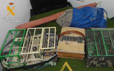 Investigan a una persona en Tabernas por usar medios ilegales para caza