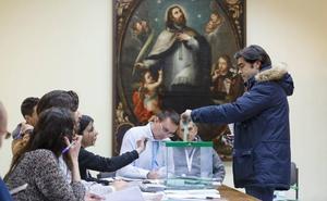 Elecciones andaluzas en Granada: consulta en qué colegio electoral y mesa tienes que votar el 2-D