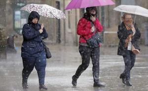 Alerta por fuertes lluvias de cara al fin de semana