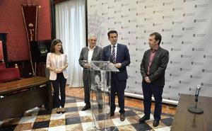 El alcalde de Granada pide a la red Innpulso que apoye el acelerador de partículas
