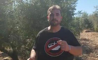 Detenido en Granada el portavoz nacional del SAT por un delito de injurias a la Corona