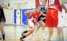 Dos victorias seguidas meten al ISE CB Almería entre los mejores