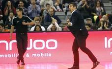 Pablo Pin atisba posibilidades de frenar la trayectoria triunfal del líder de la LEB Oro