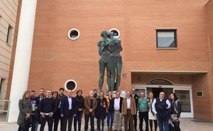 Directores de Centros de Adultos visitan la Universidad de Jaén