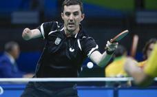 Ruiz se clasifica para los cuartos de final del Open de España