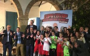 Huétor Tájar acogerá la fase provincial de la Copa Covap