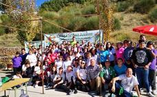 Cazorla acogió la clausura de la prueba individual valle de bolo andaluz base
