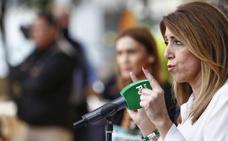 Susana Díaz anuncia que en 2019 se iniciará el proyecto de ampliación del metro de Granada