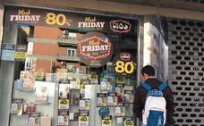Los andaluces gastarán de media 269 euros en el Black Friday