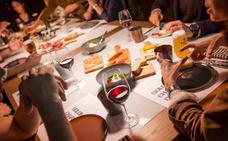 Las cenas de Navidad llegan ya a los restaurantes de Granada