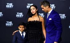 Cristiano Ronaldo se casa con Georgina