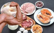 Así debemos alimentar nuestra masa muscular