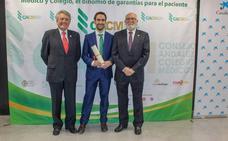 Un MIR del Complejo Hospitalario de Jaén, premio al mejor expediente