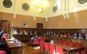 El pleno de la Diputación de Jaén aprueba la inversión de 10,26 millones de euros para construir el Olivo Arena