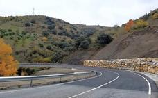 Finalizan las obras de emergencia en la A-348 entre Torvizcón y Cádiar