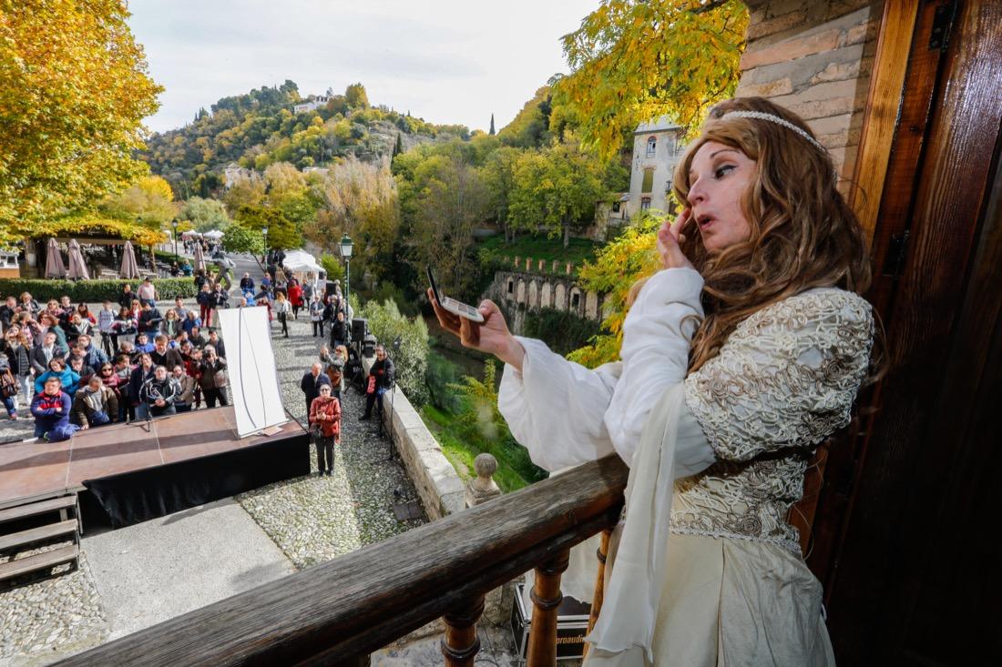 Comienza en Granada la celebración del Día Internacional del Patrimonio Mundial 2018