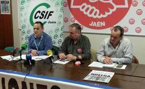 Nueva huelga de cuatro días desde anoche de funcionarios de la prisión de Jaén