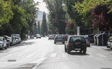 Merced Alta y la avenida de Andalucía, las vías con más multas por exceso de velocidad de Granada