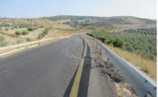 Adjudicadas obras de mejora de la seguridad vial en el eje de la A-315 a su paso por Torreperogil