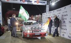 El Rallye Primeras Nieves arranca con mucha expectación