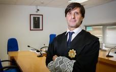 Raúl Muñoz Pérez, el juez traductor