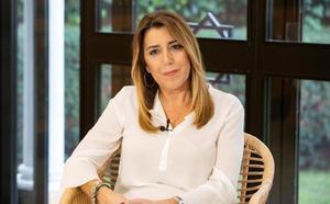 Díaz: «Andalucía necesita un gobierno en solitario para seguir creciendo»