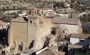30 monumentos en estado de ruina 'sacan los colores' a la provincia