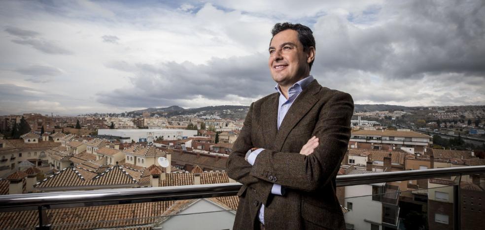 «Ciudadanos pretende robar espacio al PP y después volverá a pactar con los socialistas. La mitad del grupo proviene del PSOE»