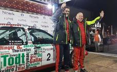 Emoción hasta el final y victoria francesa en el XXII Rallye Primeras Nieves de Sierra Nevada
