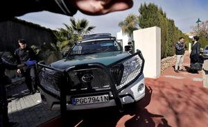 Arrestado por tenencia ilícita de armas e intervenida una escopeta de cañón en Almería