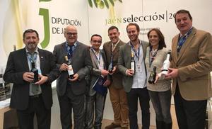 Los aceites 'Jaén Selección', presentes por primera vez gala Guía Michelín España