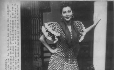 Las desenfrenadas aventuras de Ava Gardner en España
