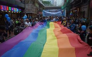 10 años de cárcel para una escritora china por publicar escenas eróticas homosexuales