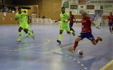Golpe de autoridad del Mengíbar FS ante el FC Barcelona B para colocarse cuarto en la tabla
