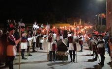 Mengíbar revive el cortejo fúnebre de la reina Isabel la Católica