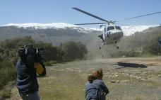 La Guardia Civil rescata a diez senderistas atrapados por la lluvia