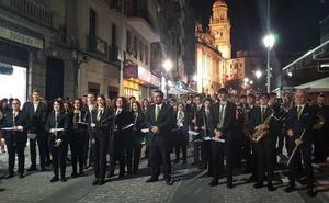 La Sinfónica 'Ciudad de Jaén' celebró Santa Cecilia