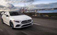 Mercedes Clase A Sedán, desde 32.725 euros