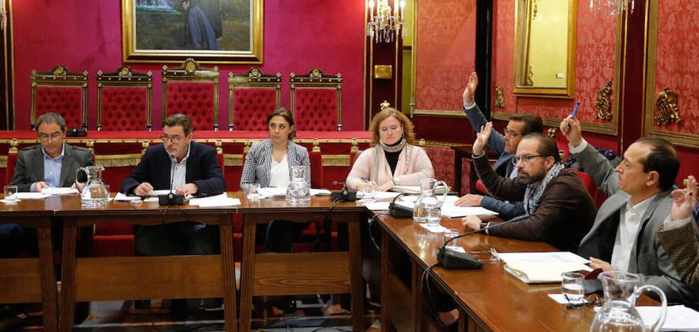 El PSOE no suma apoyos para bajar el IBI que mantiene una subida del 4% para 2019