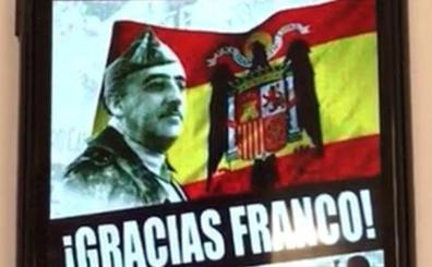 Un concejal del PP en Cuenca celebra el 20-N colgando en su Whatsapp un agradecimiento a Franco