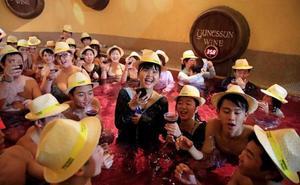 Japón recibe su bautismo de vino