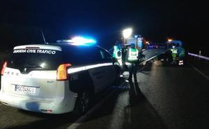 Fallecen cuatro jóvenes, dos de ellos hermanos, en una colisión frontal entre Jódar y Úbeda