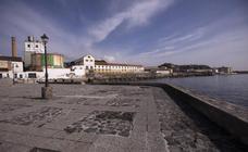 La plaza del Lavadero lucirá nueva cara después de los destrozos a causa del oleaje