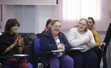 Un taller para partirse de risa en Salobreña