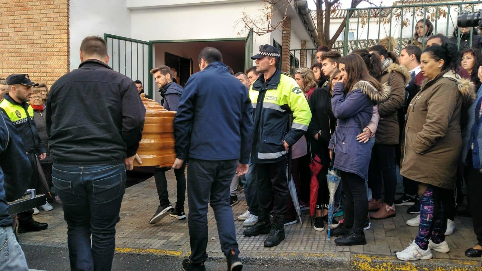 Jódar y todo Jaén lloran rotos de dolor a Sebastián, Lucía, Lorenzo y María del Mar