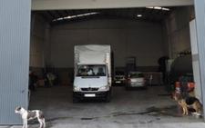 Tres detenidos y 800.000 euros en contrabando de tabaco desde Croacia