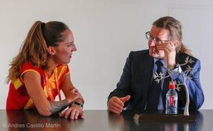 Ainhoa Pinedo se reunirá con el COI para que su distancia sea olímpica