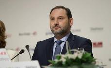 Ábalos recibirá al alcalde de Almería el 10 de diciembre