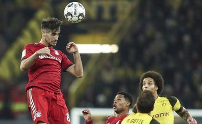 La Bundesliga suprime los partidos de los lunes