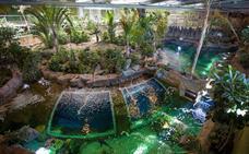 El Parque de las Ciencias recibe el total de la aportación europea para el BioDomo: más de 10 millones de euros